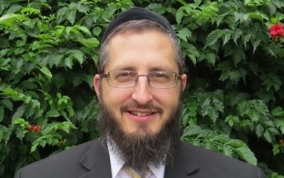 Rabbi Avrohom Tkatch