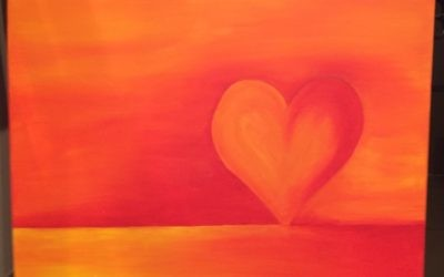 Painting by Maya Horesh
