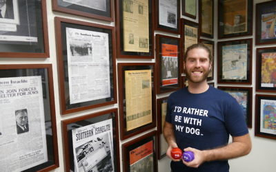 Doug Ratner went from musician to e-commerce professional after hiscatchy songabout dogs became popular on YouTube.