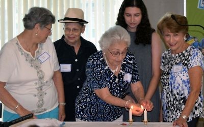 Atlantans' support for Holocaust survivors is an expression of the menschlichkeit Israel can highlight for the world.