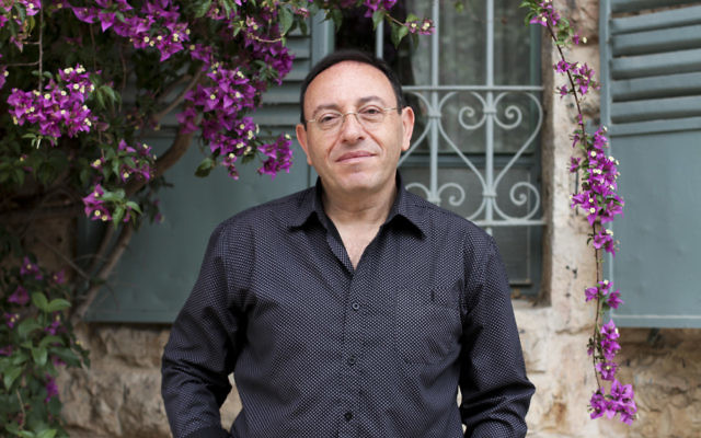Michel Kichka says the January 2015 attack on French satirical magazine Charlie Hebdo was a terrible shock because he knew four of the five slain cartoonists. (Photo by Elie Max Kichka)