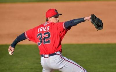 MLBPipeline.com ranks Max Fried as the Braves' No. 10 prospect.