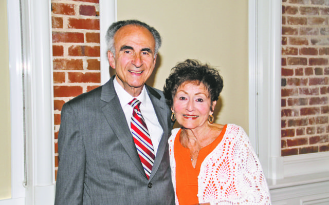 Perry and Shirley Brickman
