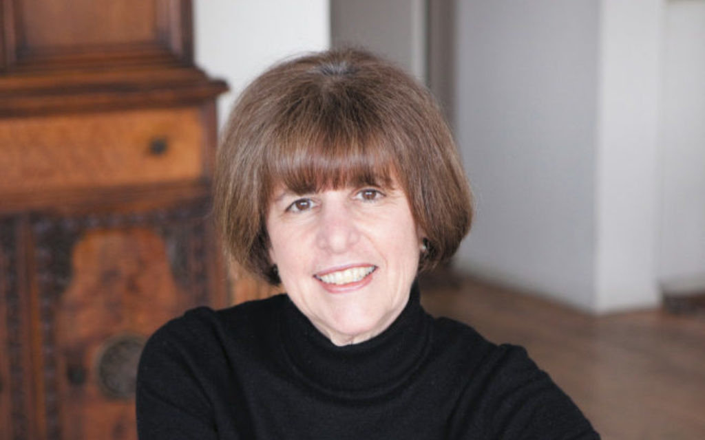Ellen Feldman will bring her historical novel to the Book Festival at noon Friday, Nov. 11.