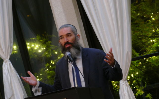 Rabbi Eliyahu Schusterman and Chabad Intown have big plans that could benefit the entire community.