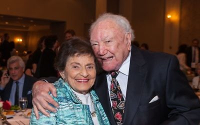 Helen and Irving Lipsky have now been married for over 75 years.