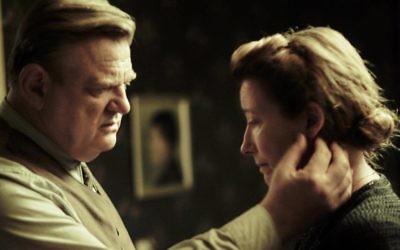 """Alone in Berlin"" stars Brendan Gleeson and Emma Thompson."