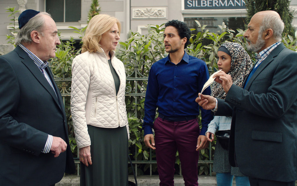 "Jewish and Muslim families clash in northern Germany in ""Family Commitments."""