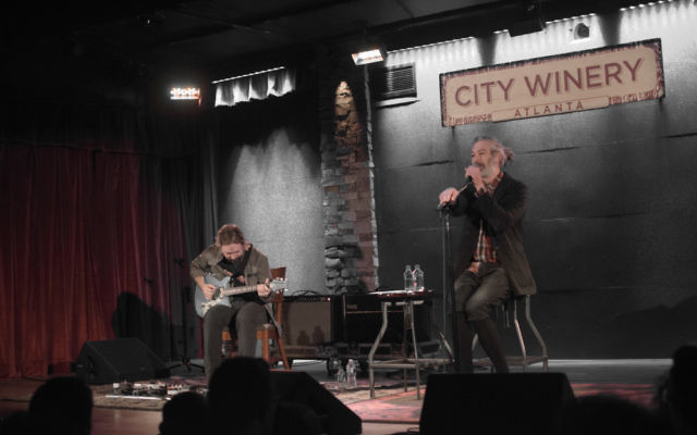 Matisyahu performs at City Winery in 2017.