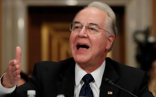 Tom Price's resignation to become health and human services secretary has led to an 18-candidate election.