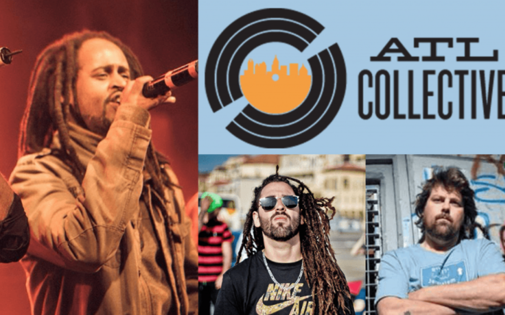 Produced by a partnership between the AJMF and ATL Collective, Israeli hip-hop artists Axum, Peled, and Sagol 59 will perform at the Buckhead Theater March 18.