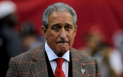 Atlanta United owner Arthur Blank