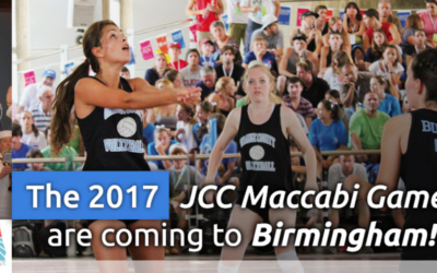 The Levite JCC in Birmingham will host the Maccabi Games this summer. (screen grab from bhamjcc.org)