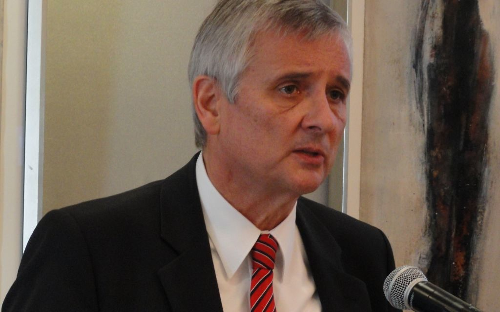 German Consul General Detlev Ruenger hopes the United Kingdom gets a second chance to vote on whether to leave the European Union.