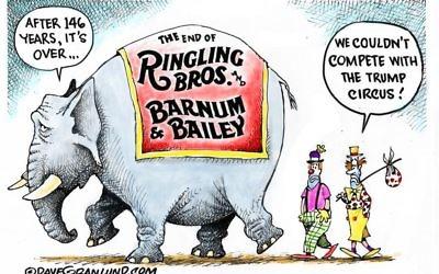 Cartoon by Dave Granlund, Politicalcartoons.com