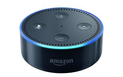 Amazon's Echo Dot brings Alexa into every room in the house.