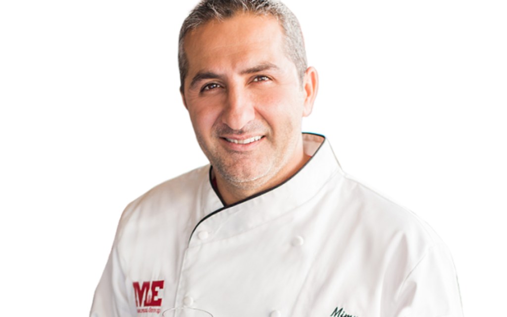 Born in Lebanon, raised in Spain and trained in Italy, Mimmo Alboumeh has lived in Atlanta for 20 years