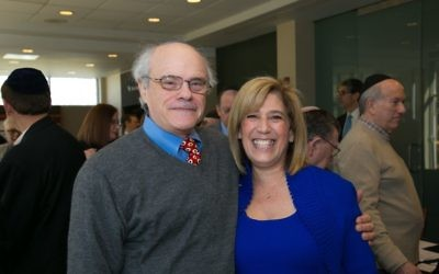 Emory's Ken Stein, who heads the Center for Israel Education and Institute for the Study of Modern Israel, is the guest speaker at the Ahavath Achim/Israel Bonds event honoring Margo Gold, the president of the United Synagogue of Conservative Judaism.