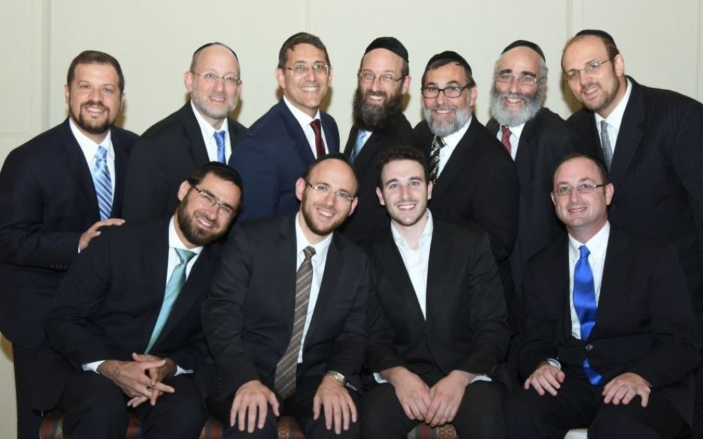 The kollel has 16 rabbis dedicated to teaching Jewish education throughout the community.