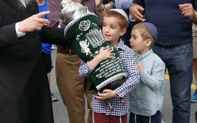 "Rabbi Ephraim Silverman's son demonstrates that the new ""kindness Torah"" is kid-friendly."