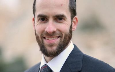 Rabbi Dov Foxbrunner is excited to fulfill his rabbinical duties as the new assistant rabbi at Congregation Beth Jacob.