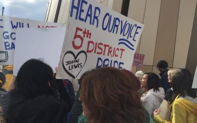 The women's activism exemplified by the national protests Jan. 21 has National Council for Jewish Women organizers sensing momentum heading into the 47th National Convention this month.