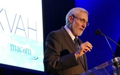 "Rabbi Alvin Sugarman was instrumental in bringing Atlanta a nondenominational community mikvah, MACoM, where ""the water does not quench the fire. It ignites and brightens the soul, that spark of G-d that dwells within each of us."""