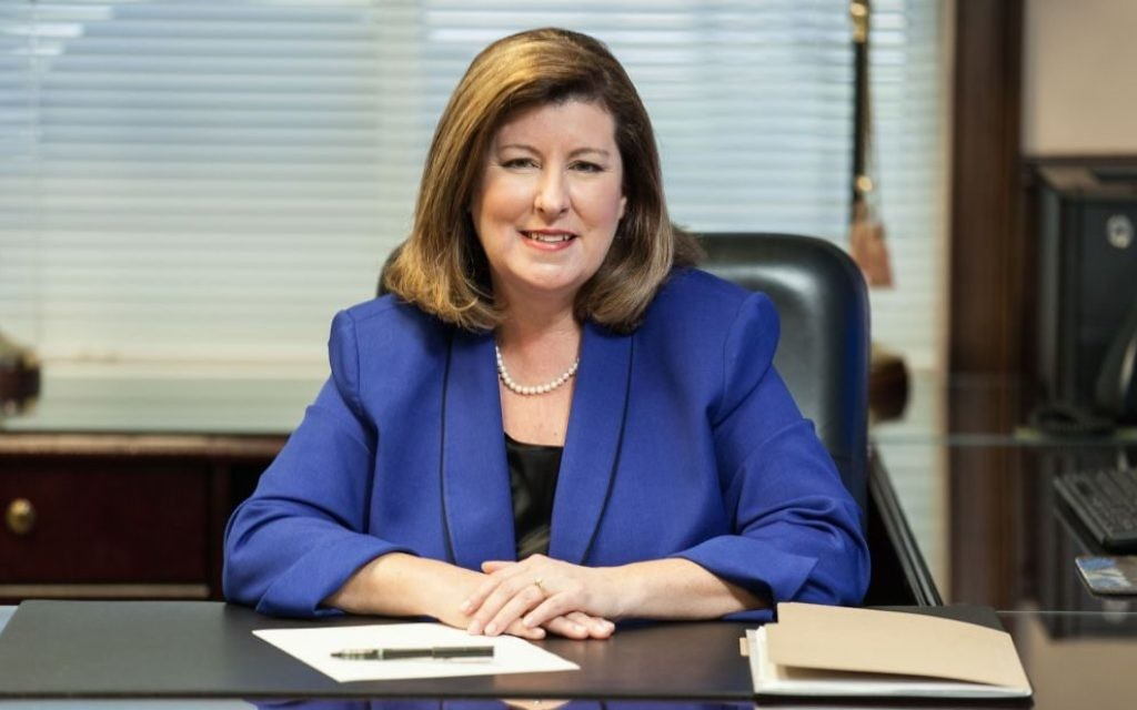Karen Handel is new member of Congress from Georgia.