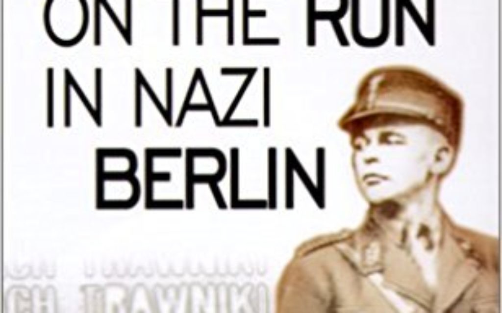 "Bert Lewyn and Bev Lewyn wrote is ""On the Run in Nazi Berlin"" four decades after Bert arrived in Atlanta."