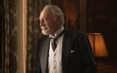 "Christopher Plummer plays Wilhelm II, the exiled former kaiser, in ""The Exception."""