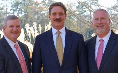 (From left) Stan Lowenstein, Greg Zienowicz and Jonathan Seidel have formed the 365 Group.