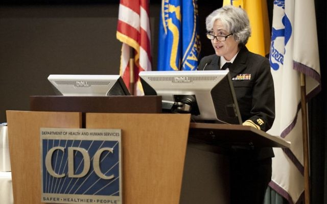 Acting CDC Director Anne Schuchat is in charge until Robert Redfield is confirmed by the Senate.