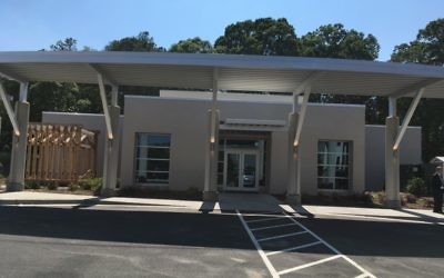The new IndependenceWORKS building helps consolidate services and staff on the Dunwoody campus.