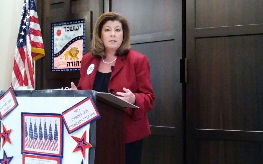 Republican Karen Handel says the Republican health care bill isn't perfect but is an improvement.