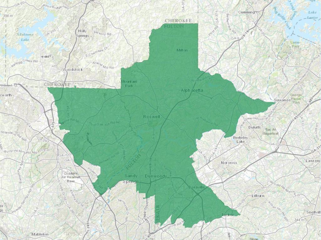 georgias 6th district election - 1024×767