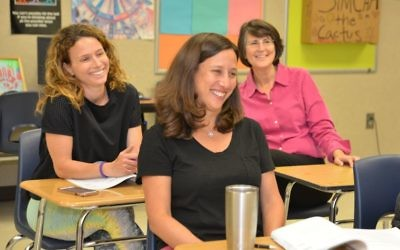The Brill Institute reaches more than 450 adult students a year.