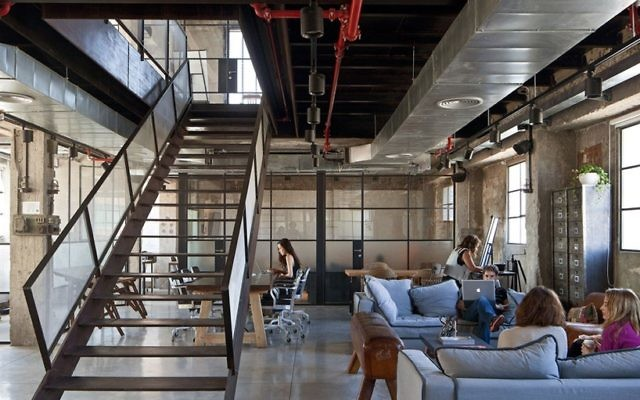 Photo courtesy of SOSA SOSA (South of Salameh Street) is a co-working space in southern Tel Aviv that serves as a conduit between Israeli startups and global investors and corporations.