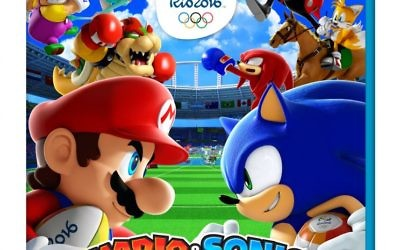 WII GAME For the 2016 Summer Olympics in Rio, ISM created a Wii console game combining characters from Nintendo's Mario and Sega's Sonic universes.