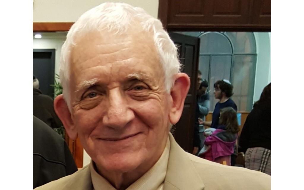Rabbi David Geffen is a former Atlantan and longtime Israeli.