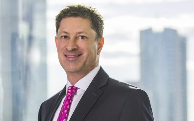 Jonathan R. Levine has been named a National Law Journal trailblazer.