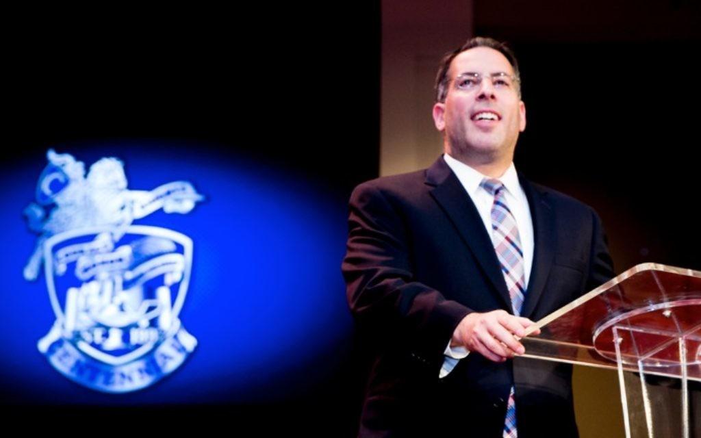 JSU Executive Director Rabbi Chaim Neiditch