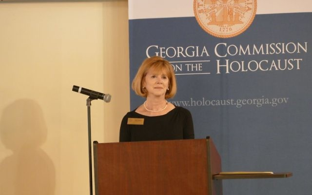 Executive Director Sally Levine and the Georgia Commission on the Holocaust are more valuable than ever.