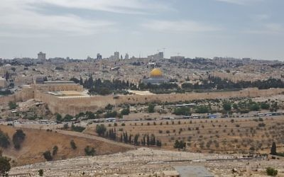 Peace in Jerusalem requires effort and desire from both sides.