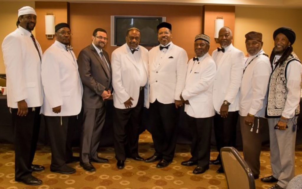 Leaders of the International Israelite Board of Rabbis attend the national conference in College Park this summer. (Photo courtesy of Rabbi Sholomo Ben Levy)