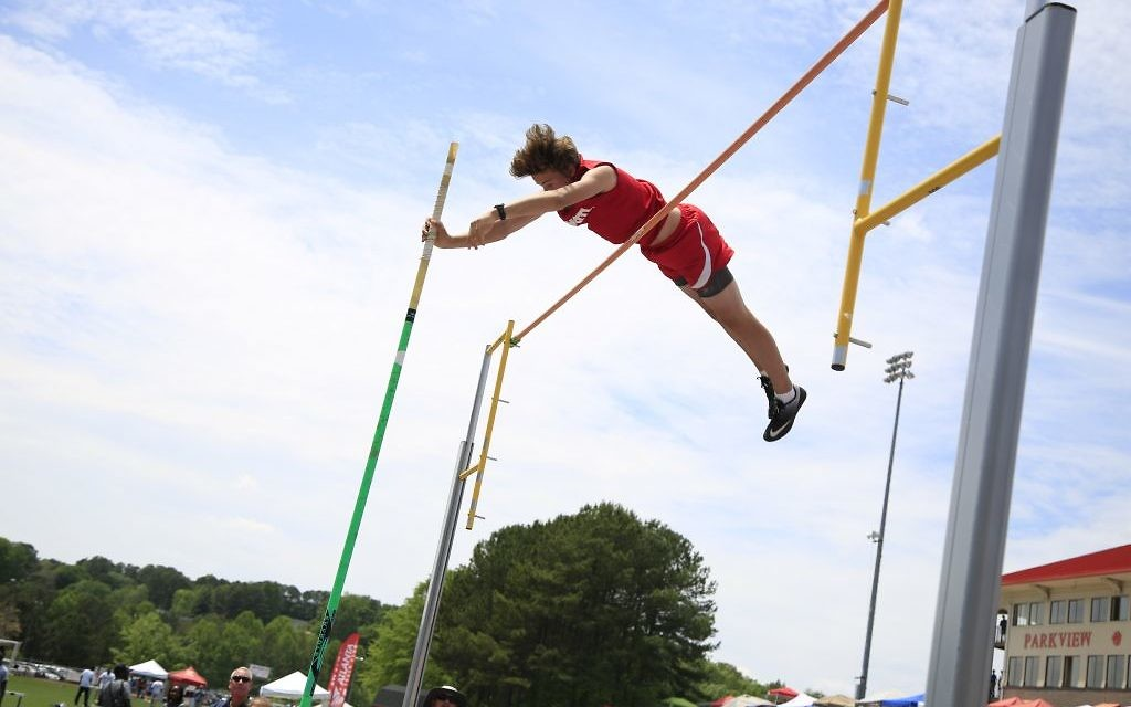 Riverwood freshman Nick West has a chance to break Matthew Barry's decade-and-a-half-old school record.