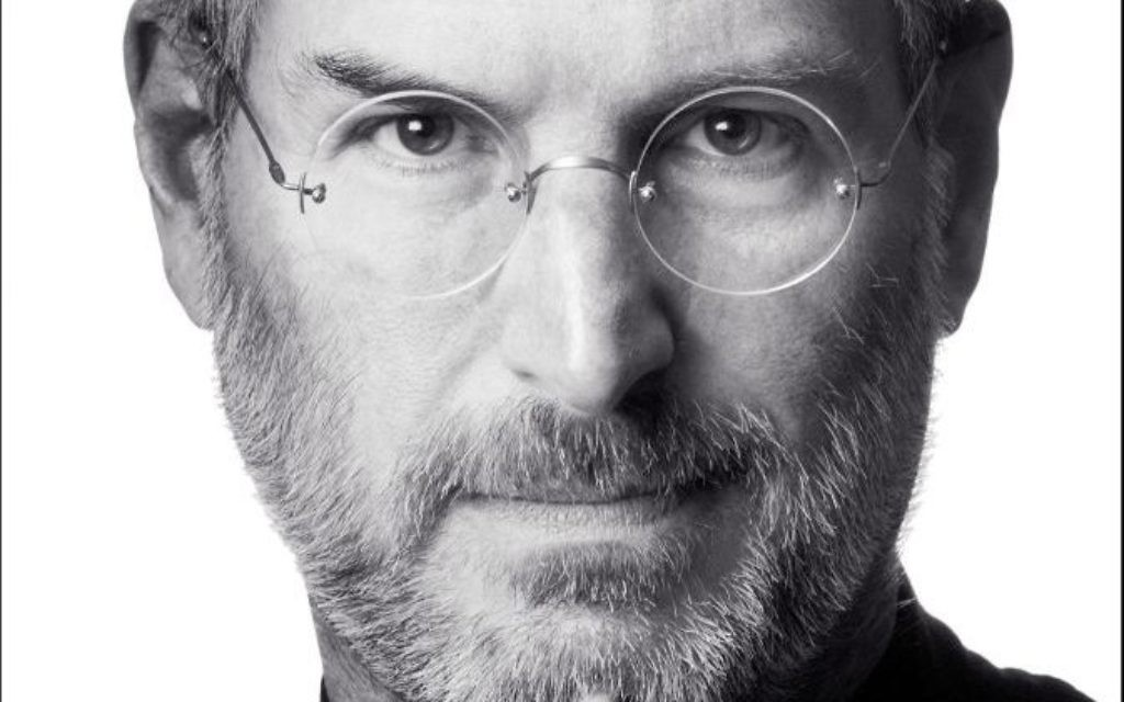 "Walter Isaacson's ""Steve Jobs"" tells the story of one of the men behind our brave new world."