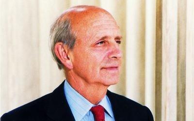 U.S. Supreme Court Justice Stephen Breyer
