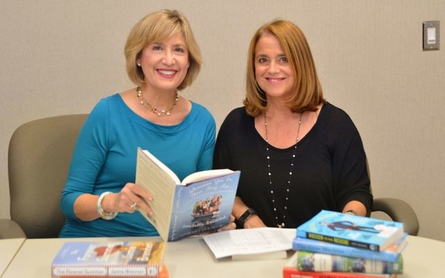 If you enjoy this year's Book Festival, be sure to thank co-chairs Dee Kline and Bea Grossman.
