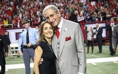 Westside students are benefiting from a new scholarship fund named for Angela and Arthur Blank.