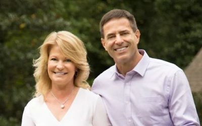 Cindy and Kevin Abel, married 25 years, are the co-founders of Abel Solutions. Kevin Abel is running for Congress as a Democrat.